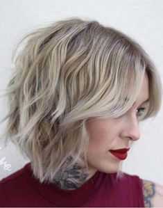 15 Easy Short Choppy Bob Haircuts 2018