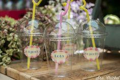vasos de batido personalizados