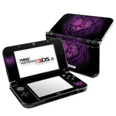 Nintendo New 3DS XL Skin - Wicked by FP | DecalGirl