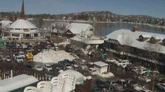 Village Webcams - Lake Arrowhead Village : Shop, Dine, Explore