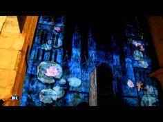 Cathedrale Rouen sons et lumière 2013
