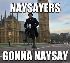 Catholic All Year: Naysayers Gonna Naysay: 7 Quick Takes XXI