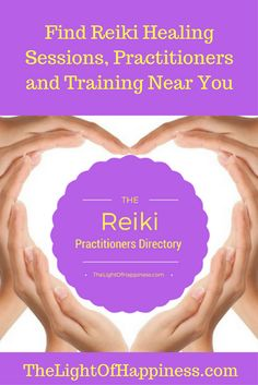 Find Reiki healing sessions, practitioners and training near you. TLOH Reiki Practitioners Directory brings the healing community together by offering the ultimate source to locating the best Reiki healing sessions and treatments near you in 2017, as well as training classes by Reiki Masters offering attunement and certification.  Whether you're searching for the best Reiki class and training, or healing sessions, you can browse across all 50 states.