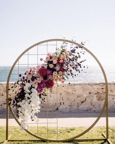 """e81e61e46ae2 Maisey Collections on Instagram  """"When  foxandrabbit   theblackposy bloom  our circular arbour to perfection! 😍 captured by  benandebony"""""""
