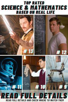 Best Movies On Amazon, Best Movies List, Movie List, Best Documentaries On Netflix, Good Movies On Netflix, Best Sci Fi Movie, Sci Fi Movies, Science Fiction Movies List, Netflix List