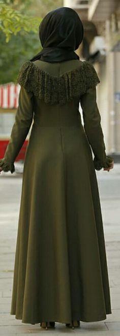 Dubai Fashion, Abaya Fashion, Muslim Fashion, Fashion Outfits, Womens Fashion, New Dress, Dress Up, Conservative Outfits, Modele Hijab