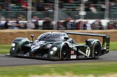 Bentley Speed 8 - won Le Mans in 2003