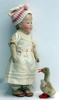 Käthe Kruse , VII , kleine Puppe I , ca 1929   eBay
