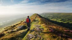 Insider guides to Britain's best national parks Brecon Beacons, The Loch, The Sunday Times, Loch Lomond, New Forest, Nature Reserve, Lake District, South Wales