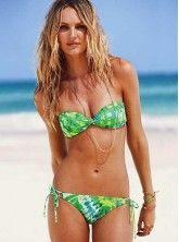 Victoria's Secret Maya Twist Bandeau Top With DoubleString Bottom $25.69  http://www.secretgot.com/