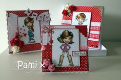 Beautiful cards using Hobby House gorgeous products