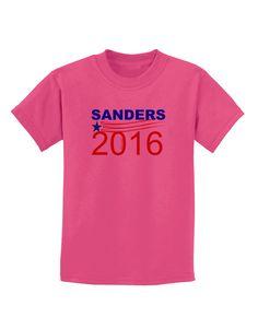 TooLoud Sanders 2016 Childrens T-Shirt