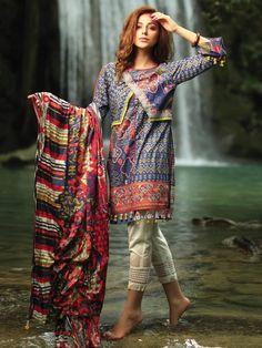 Latest Designs Edenrobe Winter Collection for women's Stylish Kurtis Design, Stylish Dress Designs, Simple Pakistani Dresses, Pakistani Dress Design, Indian Dresses, Stylish Dresses For Girls, Stylish Dress Book, Casual Dresses, Simple Dresses