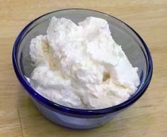 make your own whip cream HCG 3