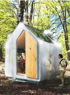 Diogene: A Cabin Designed by Renzo Piano for Vitra in architecture  Category