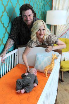 Check out Finn McDermott's Adorable Baby Nursery!