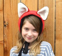 Free Funky Fox Ears Sewing Pattern | Craftsy