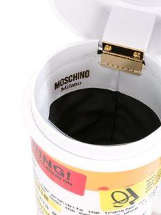 Moschino pill pot crossbody bag
