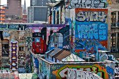 Old School Graffiti #graffiti