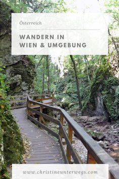 Wien sowie seine nähere Umgebung bietet zahlreiche Möglichkeiten für Wanderungen mit der ganzen Familie. Hier findet ihr meine Tipps. Outdoor Furniture, Outdoor Decor, Travel Tips, To Go, Around The Worlds, Adventure, Vienna, Nature, Travelling