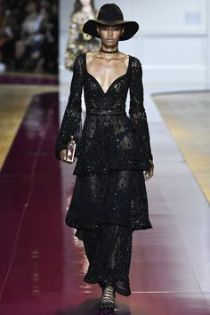 Zuhair Murad Fall 2016 Couture - Worn by Ariadne Artiles at the 'amfAR Gala' during the 2017 Cannes International Film Festival