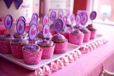 jewel cupcakes?
