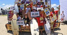 Escola Adriano Camargo domina Encontro Paulista de Escolas de Surf. | Surftoday