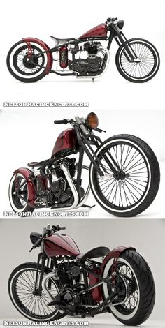 Bloody Marry Triumph Bobber