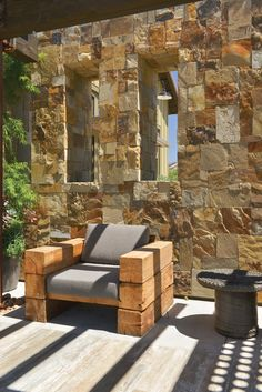 LeFlore County Natural Stone Veneer. Natural Stone Veneer, Natural Stones, Masonry Veneer, Natural Materials, Square Feet, Firewood, Nature, Projects, Log Projects