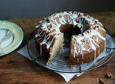 Torta de Pera y Almendras - Cocina Central