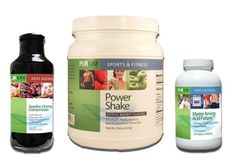 Purium 20-day Continuation Pack - Weight Loss - Apple Berry