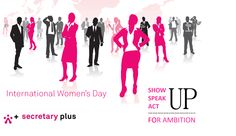 Speciaal voor alle powervrouwen International Women's Day!