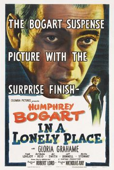 In a Lonely Place (1950) - Humphrey #Bogart