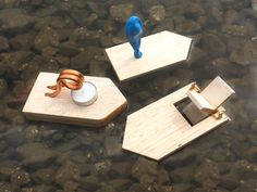 3 Simple STEM Boats