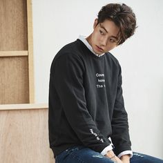 Foto of Nam Joo Hyuk - Marie Claire Magazine May Issue for Fans of Koreanische Schauspieler und Schauspielerinnen 41398123 Joon Hyung, Lee Joon, Korean Men, Asian Men, Asian Actors, Korean Actors, Marie Claire, South Corea, Casual Sporty Outfits