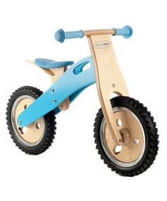 Buying one of these for our son for his birthday next month! Take a look at this Sky Rider Smart Balance Bike by Smart Gear on #zulily today!