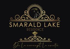 Proiect finalizat: Logo - Smarald LAKE Residence 😉 | Constanta, Romania  Advertiser, UI & UX Designer Roxana Ionel 💻  office@expoanunturi.ro | 0734403752  Portofoliu: www.expoanunturi.ro/portofoliu Constanta Romania, Ux Designer, Ui Ux Design, Advertising, Personalized Items, Website, Logos, Logo