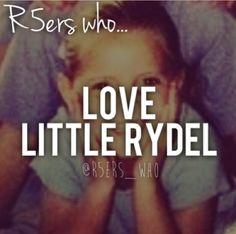 R5ers who... Love Little Rydel!