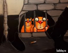 Вася Ложкин и его картины. Часть - 4 (45 картинок)