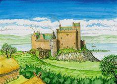 Dunvegan Castle, Inverness-shire | castles | buildings | Photos of Scotland | Stravaiging around Scotland