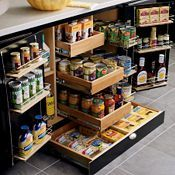 So many organizational things I would love to have for my kitchen and the rest of the house