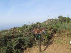 Isla de Ons; rutas de senderismo.  Un Plan Infinito