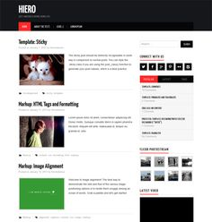 This free responsive WordPress magazine theme comes with threaded comments, support for post thumbnails, a clean design, and more.