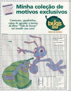 Bugs Life - Flik