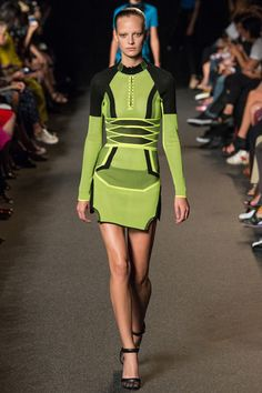 New York Fashion Week SS 2015 Alexander Wang