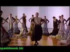 spanish guitar music - flamenco Alegrias -  dance, latin