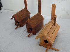 casinha de pássaro ideal para varandas áreas esternas