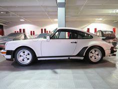 1988 Porsche 930 Turbo Coupe