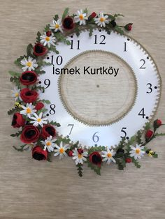 Diy And Crafts, Elsa, Floral Wreath, Wreaths, Arkansas, Flowers, 3d, Decorative Mirrors, Rage