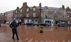 Flood-hit Scots face loss of home insurance - Banking - Scotsman.com